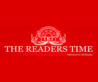 The readers time banner square